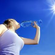 Avid Water Drinker