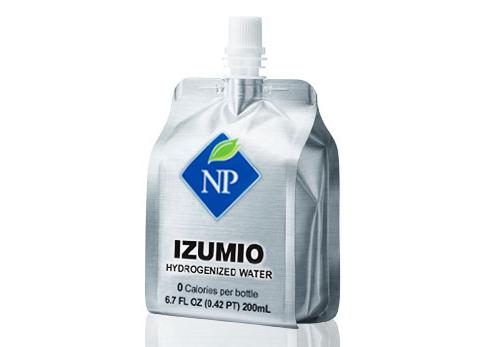 IZUMIO Hydrogenized Water
